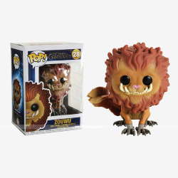 Funko POP! Зуву«Fantastic Beasts 2: The Crimes of Grindelwald»