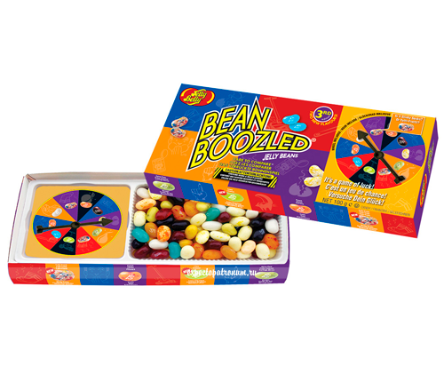 Драже Bean Boozled Spinner Game 3 версия